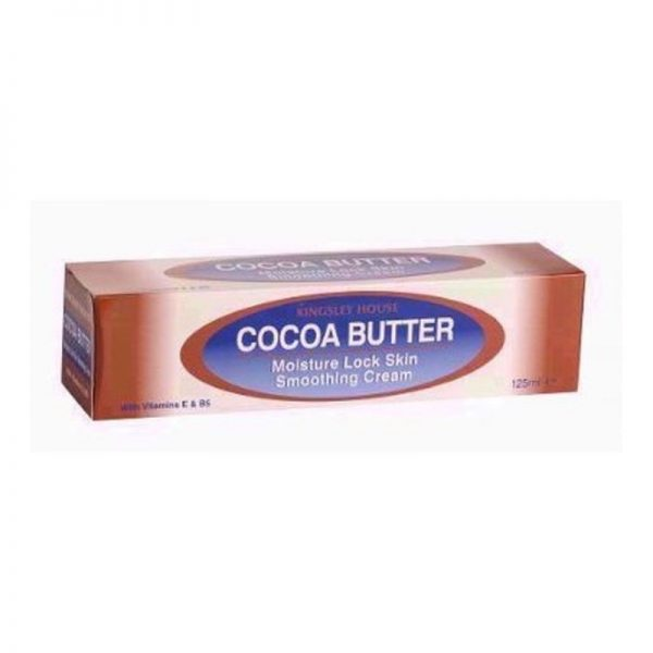 K/House Cocoa Butter 125ml, Pk12