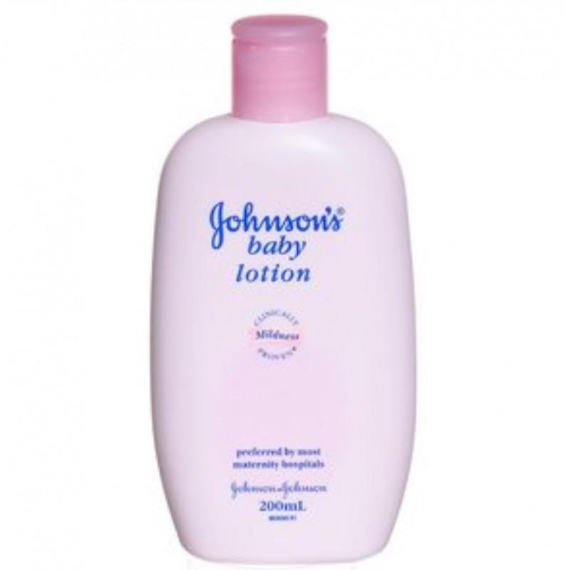 Johnson's Baby Lotion 200ml, Pk6