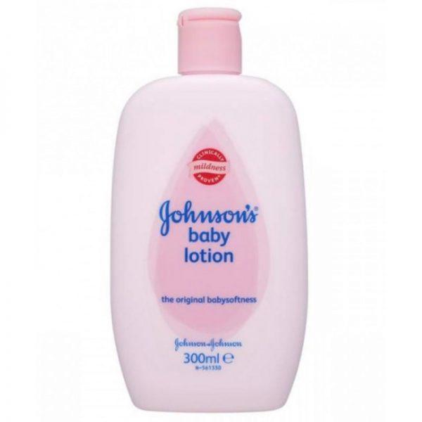 Johnson's Baby Lotion 300ml, Pk6