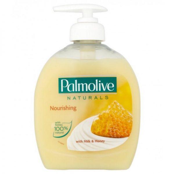 Palmolive Hand Wash Milk & Honey 500ml, Pk12