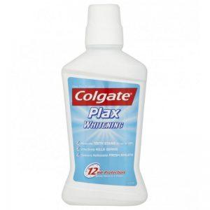 Colgate Plax 500ml Whitening, Pk6