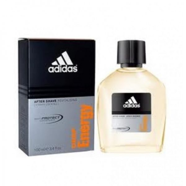 Adidas Aftershave Deep Energy 100ml, Pk3