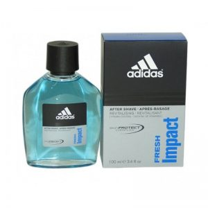 Adidas Aftershave Fresh Impact 100ml, Pk3