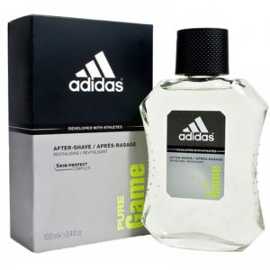 Adidas Aftershave Pure Game 100ml, Pk3