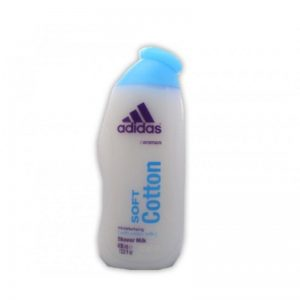 Adidas Shower Gel 400ml Soft Cotton, Pk6