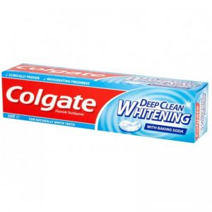 Colgate Deep Clean Whitening, Pk12