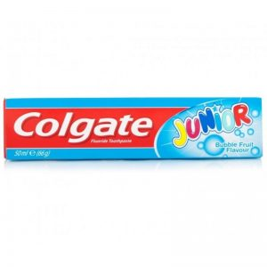 Colgate Junior Toothpaste Bubble, Pk12