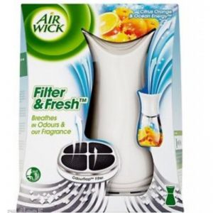 Airwick Filter&Fresh Orange & Ocean, Pk3 2 Pin