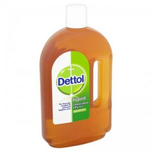 Dettol Antiseptic Disinfectant 750ml, Pk 6
