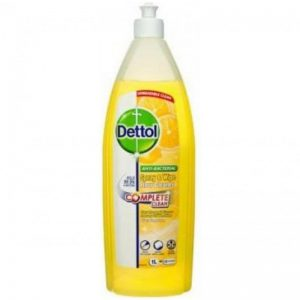 Dettol Spray & Mop Lemon 1 Litre, Pk6