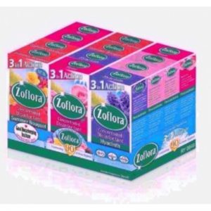 Zoflora Assortment D 56ml, Pk12