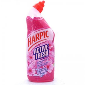 Harpic Liquid Pink Blossom 750ml, Pk12