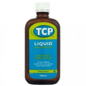 Tcp Antiseptic 200ml, Pk12