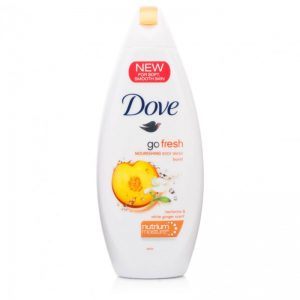 Dove 500ml Go Fresh Burst, Pk6