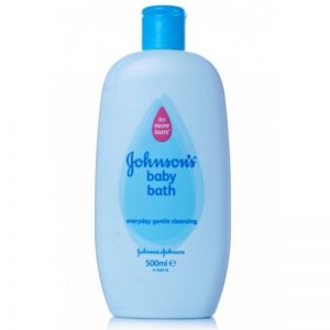 Johnson's Bath 500Ml, Pk6