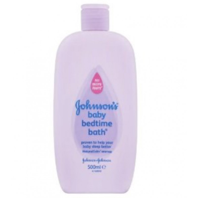 Johnson's Bedtime Bath 500ml, Pk6