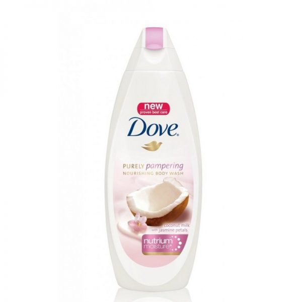 Dove 500ml Purely Pampering Coconut, Pk6