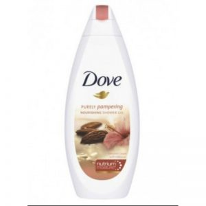 Dove Bath Almond 750ml, Pk6