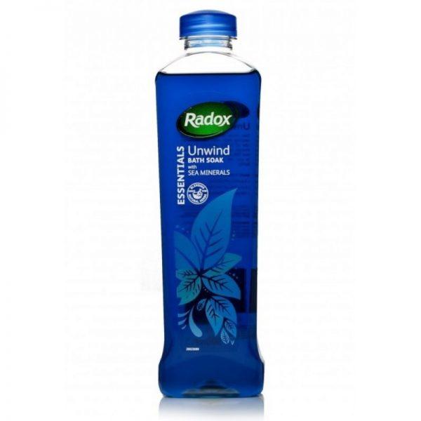 Radox Liquid 500ml Unwind, Pk6