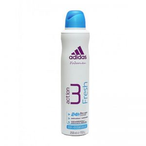 Adidas Action3 Fresh 4 Women 250ml, Pk6