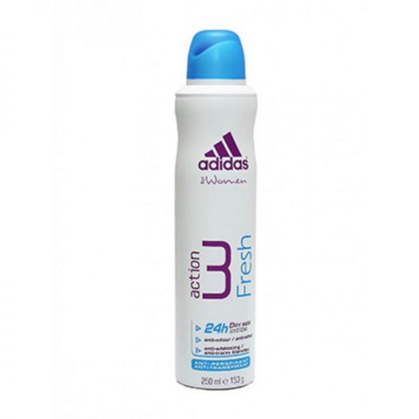 Adidas Action3 Fresh 4 Women 250ml, Pk6