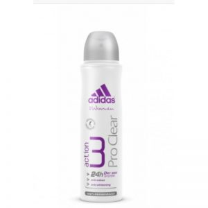 Adidas Action3 Proclear 4 Women 250ml, Pk6