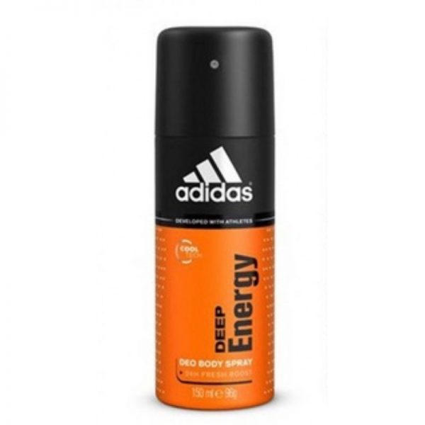 Adidas Deo 200ml Deep Energy, Pk6