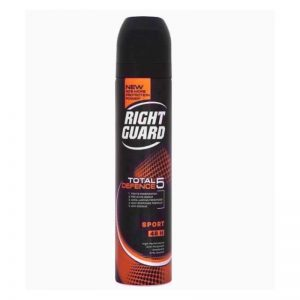 Rightguard Td5 Mens Sport 250ml, Pk6