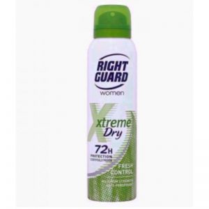 Rightguard Xt Womens Fresh 150ml, Pk6