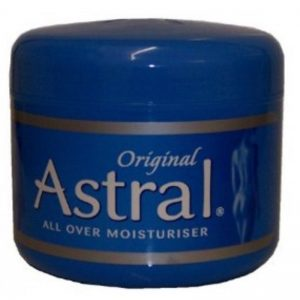 Astral Cream 500ml, Pk3