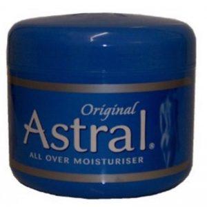 Astral Cream 500ml, Pk3